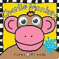 Charlie Monkey Funny Faces