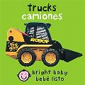 Bilingual Bright Baby Trucks