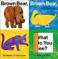 Slide and Find Brown Bear, Brown Bear, What Do You See?
