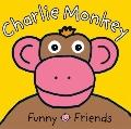 Funny Friends Charlie Monkey