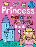 Preschool Color and Activity Books Princess