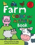 Preschool Color and Activity Books Farm