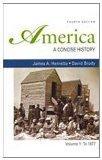 America: A Concise History 4e V1 & New York Conspiracy Trials of 1741 & Attitudes Toward Sex...