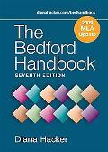 The Bedford Handbook with 2009 MLA Update