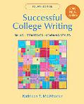 Successful College Writing with 2009 MLA Update: Skills, Strategies, Learning Style