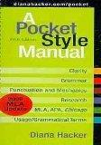 Pocket Style Manual 5e with 2009 MLA Update & Research Pack