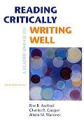 Reading Critically, Writing Well 8e & Documenting Sources in MLA Style: 2009 Update & Rules ...