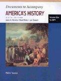 America: A Concise History 4e V1 & Documents to Accompany America's History 6e V1