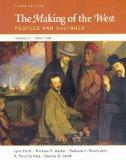 Making of the West 3e V2 & Pocket Guide to Writing in History 6e