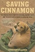 Saving Cinnamon : The Amazing True Story of a Missing Military Puppy and the Desperate Missi...