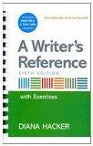 Writer's Reference with Integrated Exercises with 2009 MLA and 2010 APA Updates & Research Pack