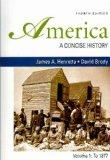 America: A Concise History 4e V1 & John Brown's Raid on Harper's Ferry & Black Americans in ...