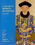 History of World Societies 8e & World History Atlas