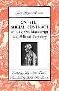 On the Social Contract With Geneva Manuscript and Political Economy