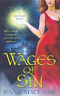 The Wages of Sin (Cin Craven Series)
