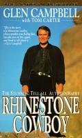 Rhinestone Cowboy - Glen Campbell - Mass Market Paperback