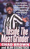 Inside the Meat Grinder - Chad Brown - Mass Market Paperback