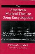 American Musical Theatre Song Encyclopedia