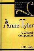 Anne Tyler A Critical Companion