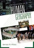 Encyclopedia of Human Geography