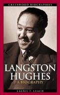 Langston Hughes A Biography