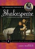 Greenwood Companion To Shakespeare A Comprehensive Guide For Students