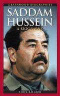 Saddam Hussein A Biography