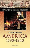Cooking in America, 1590-1840