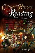 Cultural History of Reading: Volume 2, American Literature
