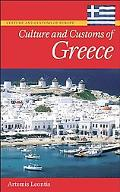 Culture and Customs of Greece (Culture and Customs of Europe Series)
