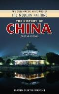 The History of China (The Greenwood Histories of the Modern Nations)