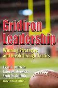 Gridiron Leadership: Winning Strategies and Breakthrough Tactics