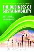 Business of Sustainability : Trends, Policies, Practices, and Stories of Success