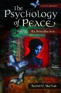 Psychology of Peace : An Introduction