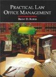 Practical Law Office Management  :