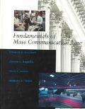 Fundamentals of Mass Communication Law