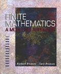 Finite Mathematics A Modeling Approach