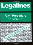 Legalines: Civil Procedure: Adaptable to 6th Edition of the Yeazell Casebook