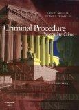 Criminal Procedure, Prosecuting Crime, (American Casebook Series)