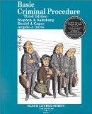 Basic Criminal Procedure (Black Letter Series)