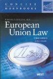 Folsom's Principles of European Union Law, 3d (Concise Hornbook Series)