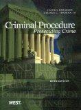 Criminal Procedure: Prosecuting Crime, 5th (American Casebook)