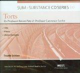 Finz and Levine's Sum and Substance Audio on Torts, 4th (CD) (English and English Edition)
