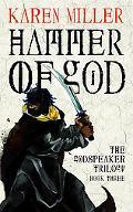 Hammer of God (Godspeaker Trilogy, Book Three)