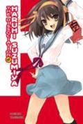 Dissociation of Haruhi Suzumiya