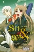 Spice and Wolf, Vol. 1 (manga) (Spice and Wolf (manga))
