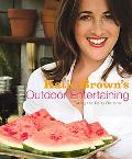 Katie Brown's Outdoor Entertaining Taking the Party Outside