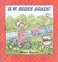 D.W. Rides Again