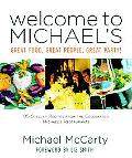 Welcome to Michael's Great Food, Great People, Great Party!