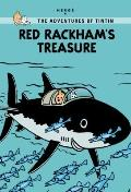 Tintin Young Readers Edition: Red Rackham's Treasure